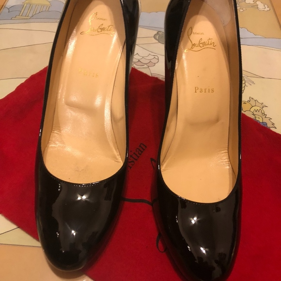 official photos be20f 0828c Christian Louboutin Simple Pump 85mm Size 42